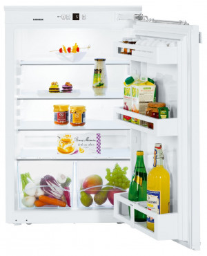 Liebherr IK1620 Built-In Comfort White Fridge