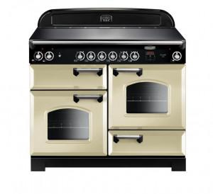 Rangemaster Classic 110 Ceramic Cream Range Cooker CLA110ECCR/C 117520