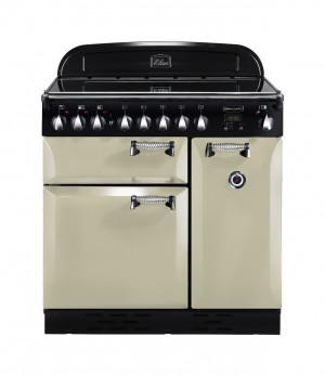 Rangemaster Elan 90 Ceramic Cream Range Cooker ELAS90ECCR/ 75190
