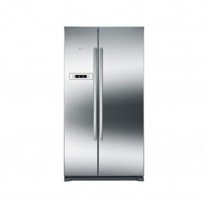 Neff N50 Stainless Steel American Style Fridge Freezer KA7902I20G
