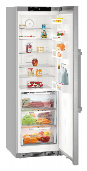 Liebherr KBef 4310 Comfort BioFresh Silver Fridge