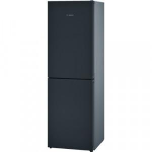 Bosch Serie 4 KGN34VB35G 319 Litre A++ Rated Black Fridge Freezer