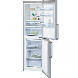 Bosch Serie 4 KGN34XL35G 319 Litre A++ Rated Stainless Steel Fridge Freezer
