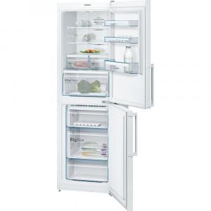 Bosch Serie 4 KGN34XW35G 319 Litre A++ Rated White Fridge Freezer