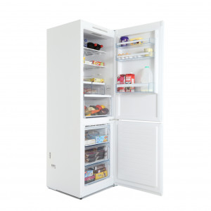 Bosch Serie 4 KGN36VW35G White Fridge Freezer