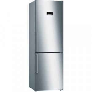Bosch Serie 4 KGN36XI35G Stainless Steel Fridge Freezer