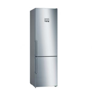 Bosch Serie 6 KGN39HIEP Stainless Steel 366 Litre A++ Rated Fridge Freezer