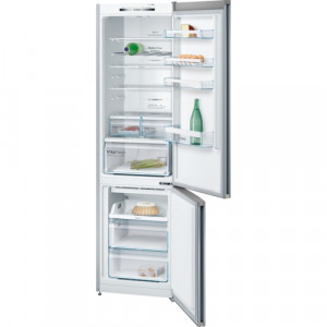 Bosch Serie 4 KGN39VL3AG Stainless Steel 366 Litre A++ Rated Fridge Freezer