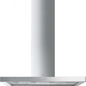 Smeg 120cm Stainless Steel Chimney Hood KS120XE-2