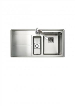 Arlington 1 1/2 Bowl Sink AR9852 Left