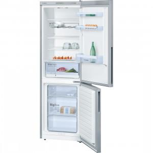 Bosch Serie 4 KGV36VL32G Freestanding Stainless Steel Fridge Freezer