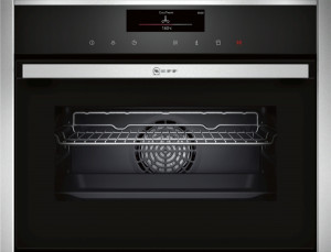 Neff N90 Compact 45cm Oven with Full Steam C18FT56H0B
