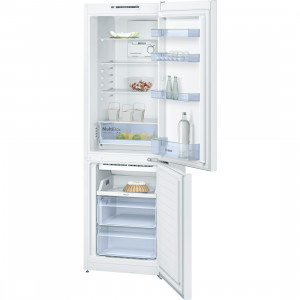 Bosch Serie 2 KGN36NW30G Freestanding White Fridge Freezer