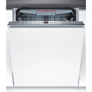 Bosch Serie 4 Brushed Steel Fully Integrated Dishwasher SMV46MX00G