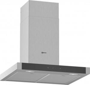 Neff N50 60cm Stainless Steel Box Chimney Hood D64BHM1N0B