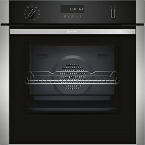 Neff N50 Slide & Hide Pyrolytic Single Oven B5ACM7HH0B