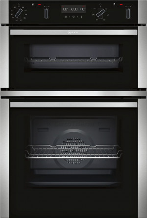 Neff N50 Double Pyrolytic Oven U2ACM7HN0B