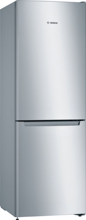 Bosch Serie 2 Freestanding Stainless Steel Fridge Freezer KGN33NL3AG
