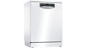 Bosch Serie 4 60cm White Freestanding Dishwasher SMS46IW09G
