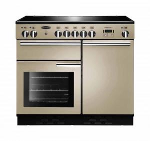 Rangemaster Professional Plus 100 Ceramic Cream Range Cooker PROP100ECCR/C 112370