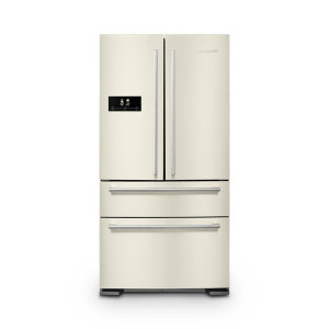 Rangemaster RDXD18IV/C Two Door Two Drawer Ivory 557 Litre A+ Rated Fridge Freezer 11911