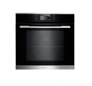 Rangemaster 60cm Built-In Pyrolytic Single Oven RMB610PBL/SS 112160