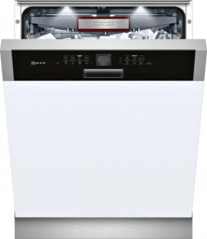 Neff S416T80S0G Semi Integrated 60cm Dishwasher