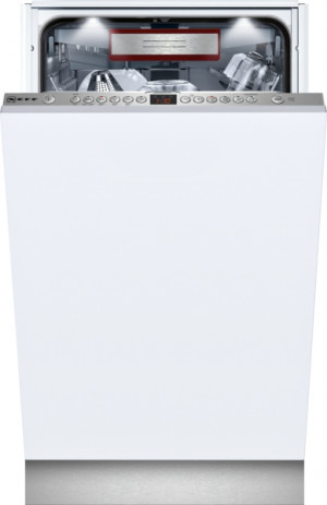 NEFF N70 S586T60D0G Fully Integrated 45cm Slimline Dishwasher