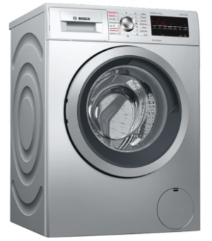 Bosch Silver Washer Dryer WVG3047SGB