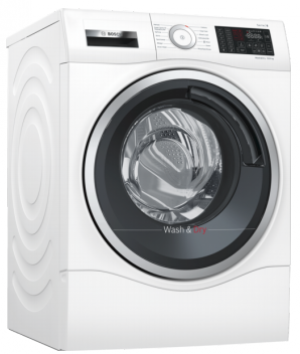 Bosch White Washer Dryer WDU28560GB