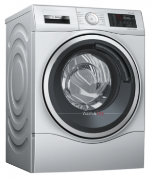 Bosch Silver Washer Dryer WDU28568GB