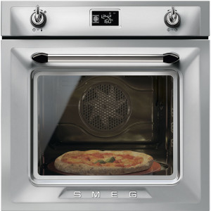 Smeg Victoria 60cm Stainless Steel Multifunction Oven SF6922XPZE1