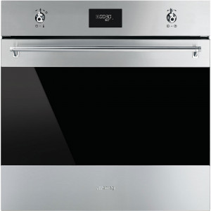 Smeg Classic 60cm Stainless Steel Oven SFP6372X