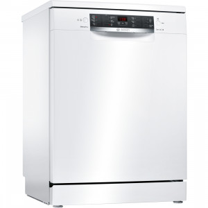 Bosch Serie 4 SMS46IW04G 60 White Freestanding Dishwasher