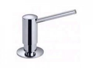 Chrome Finish Soap Dispenser - SOAPDIS/CM
