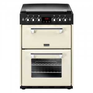 Stoves Richmond 600G Cream Gas Mini Range Cooker