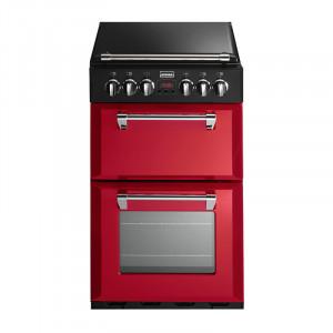 Stoves Richmond 550DFW Hot Jalapeno Dual Fuel Mini Range Cooker