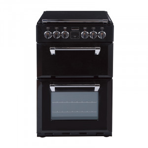 Stoves Richmond Flavours 550E Black Ceramic Mini Range Cooker