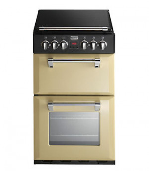 Stoves Richmond Flavours 550E Champagne Ceramic Mini Range Cooker
