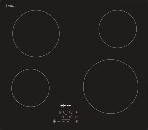 Neff N50 60cm Electric Ceramic Hob T10B40X2