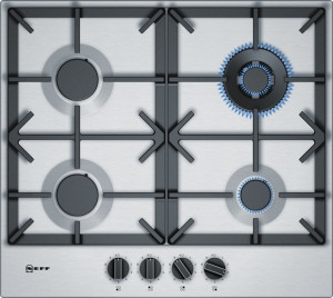 Neff N70 60cm Stainless Steel Gas Hob T26DS59N0