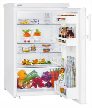 Liebherr T 1410 Comfort White Fridge