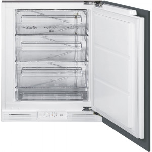 Smeg UKUD7108FSEP 60cm Integrated Under Worktop Freezer
