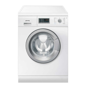 Smeg WDF147 Freestanding White Washer Dryer
