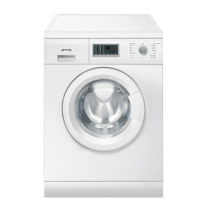 Smeg Cucina WDF14C7 Freestanding White Washer Dryer