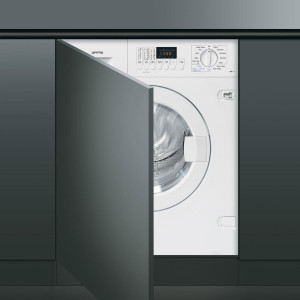 Smeg WDI147 Built-In Washer Dryer
