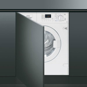 Smeg Cucina WDI14C7 Built-In Washer Dryer