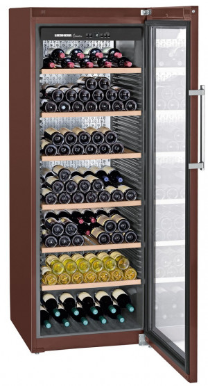 Liebherr WKt 5552 GrandCru Terra Wine Cooler