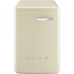 Smeg 60cm 50's Style Cream Freestanding 7kg A++ Rated Washing Machine WMFABCR-2