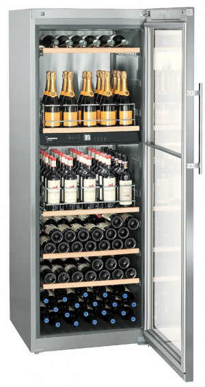 Liebherr WTpes 5972 Vinidor Stainless Steel Wine Cooler